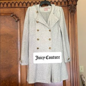 NWOT Juicy Couture Peacoat